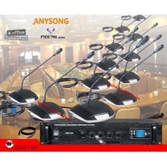 Professional Wired Conference system PMM-7900