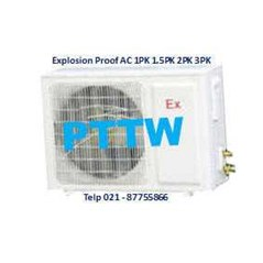 AC Explosion Proof Indonesia