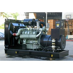 Service Genset Maintenance Genset