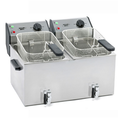Deep Fryer Brand RollerGrill FD 80 DR