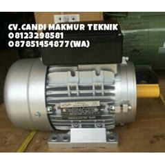 Induction motor single phase - 1phase (motologi-ADK-famoze)