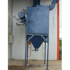 DESIGN, SUPPLIER, FABRIKASI, JUAL DUST COLLECTOR