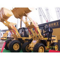 wheel loader Heli bucket 3 kubik