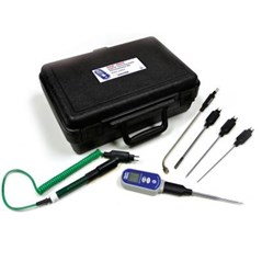 FlashCheck TCT Digital Thermocouple Thermometer Kit, Model 25002