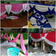 Aneka Rumbai Tenda Pesta