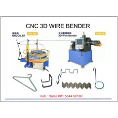 Mesin CNC Wire Bender