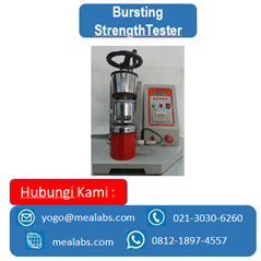 Alat Uji Kemasan Kardus (Bursting Strength Tester)
