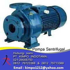 Horizontal Multistage Pump