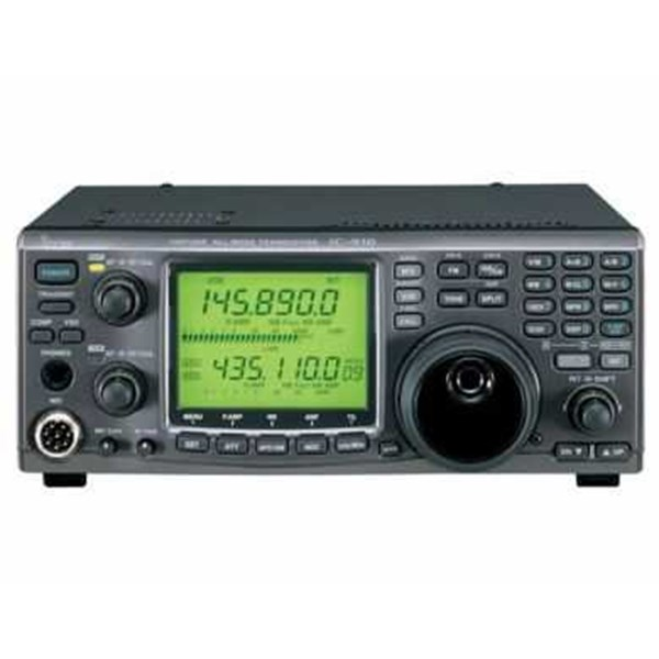 radio rig icom ic-910h vhf/uhf all mode transceiver