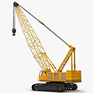 Daftar Perusahaan Jual Crawler Crane - Harga Terbaru 2021 | Indonetwork