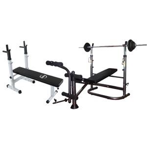 Alat Gym & Perlengkapannya
