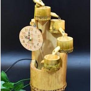Supplier & distributor kerajinan bambu