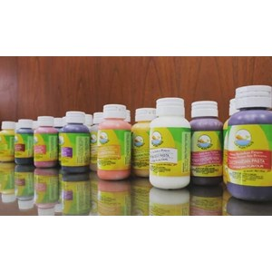 Supplier & distributor pewarna makanan