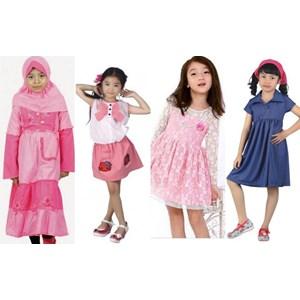 Supplier & distributor pakaian anak perempuan
