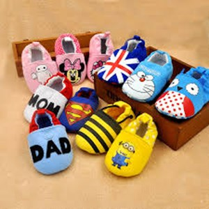 Supplier & distributor sepatu bayi