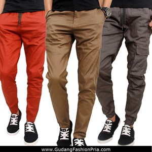 Supplier & distributor celana panjang pria