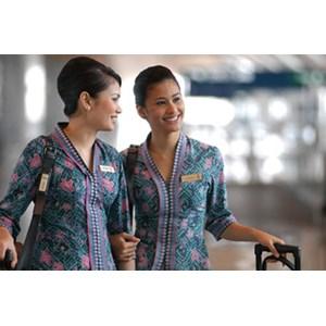 Supplier & distributor seragam batik
