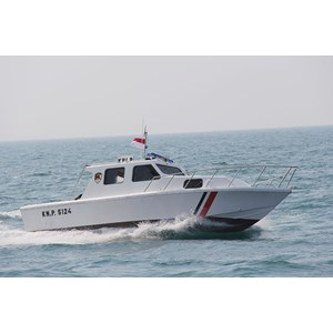 Supplier & distributor kapal patroli