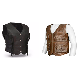Selling the best price Leather Vest from suppliers & distributors