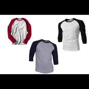 Jual  Kaos Raglan Harga Terbaik dari Supplier & Distributor