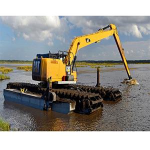 Jual  Amphibi Excavator Harga Terbaik dari Supplier & Distributor