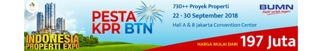 Indonesia Property expo Sept