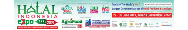 Halal Indonesia Expo 2019