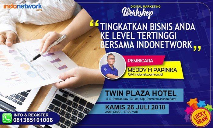 workshop Twin Plaza