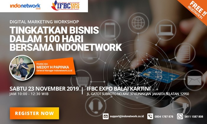 Event IFBC EXPO BALAI KARTINI
