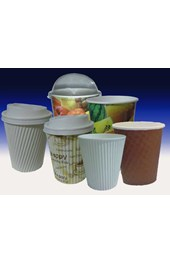 Packer PAPER CUP, Foods and Beverages Container
