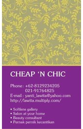 Cheap N Chic Online Store