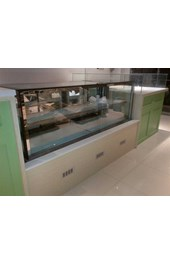 PEMBUATAN SHOWCASE CAKE DISPLAY CHILLER