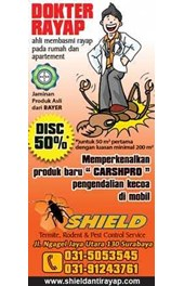 SHIELD ANTI RAYAP