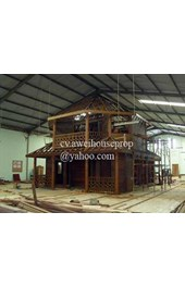 Wooden House and Wood Supplier - CV. Awei