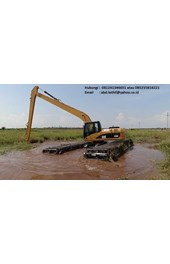 SWAMP BACKHOE