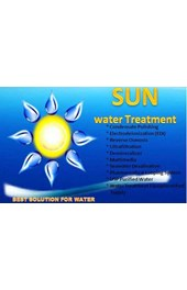 SUN WATER TREATMENT