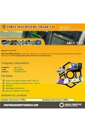 FIRST MACHINERY TRADE.CO