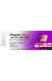 Toko Online | Penguat Sinyal Handphone : Repeater Anytone, Repeater Remotek, Repeater Outdoor, Repeater Clear Cast, Repeater HR-970, Repeater HR-980, Repeater DualBand, Repeater Tribend, Repeater Anytone, Repeater Clear Cast