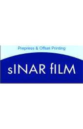 sinar film percetakan