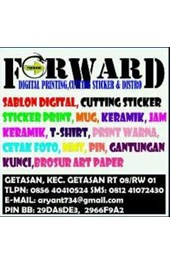 Forward Digital Printing