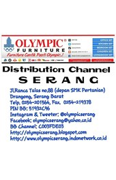 Olympic Furniture DC Serang