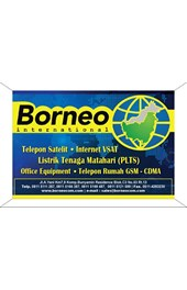 Borneo Communication International