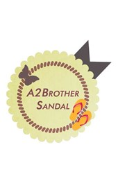 A2Brother Sandal