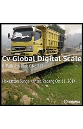 Cv Global Digital Scale