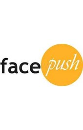 face push Sculptural Gift & Ornament