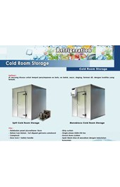 JUAL COLD ROOM