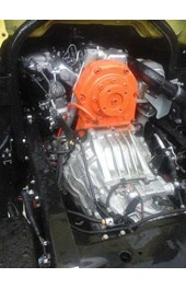 gearbox pto mixcer