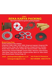 REKA KARYA PACKING GASKET