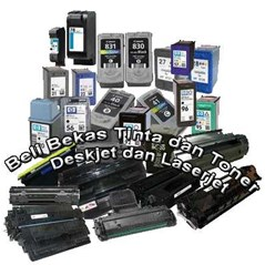 jual dan beli bekas toner, tinta, cartridge printer ( 021-92915849, pin bb: 7d4e2e3c)