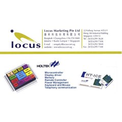 locus marketing, pte ltd
